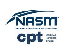 NASM Personal Trainer Certification